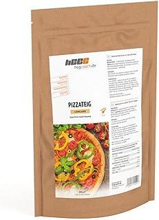 HCG Pizza, Low Carb masa de pizza (150 g), solo 1,6 g KH,