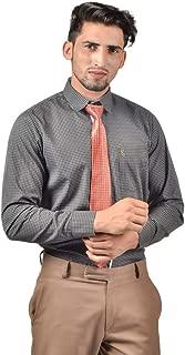 S9 Men Men's Polyester Formal Shirt
