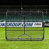 RapidFire Mega X Soccer Rebounder | Premium Soccer Rebound Net [Two Sizes] (Small (5ft x 6ft))