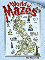 World of Mazes (Dover Children's Activity Books)