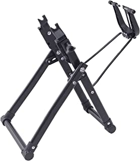 Goplus Wheel Truing Stand, Bike/Bicycle Tire Truing Stand, Foldable Home Mechanic Truing Stand Suitable for 16