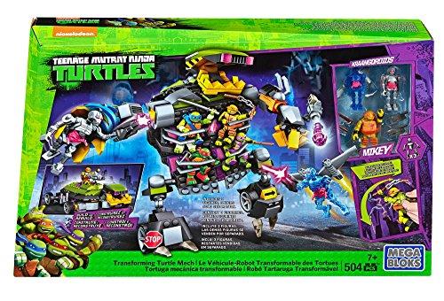 Mega Bloks     Tortugas Ninja     dpf66