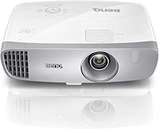 BenQ DLP HD Projector (HT2050) – 3D Home Theater Projector with All-Glass Cinema..
