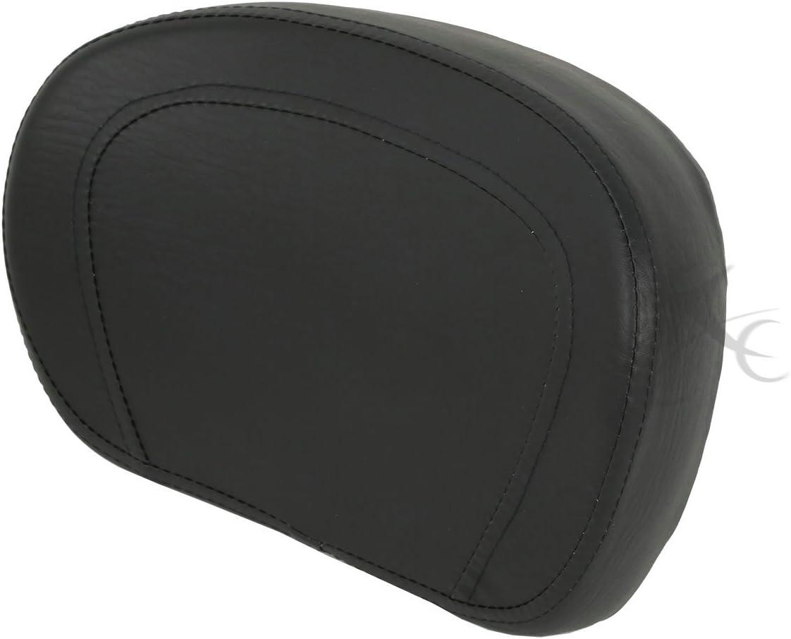 XMT-MOTO Sissy Bar Passenger Backrest fits Max 44% OFF Pad for Davids Recommended Harley