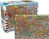 NMR DISTRIBUTION Wheres Waldo 3000 Piece Jigsaw Puzzle