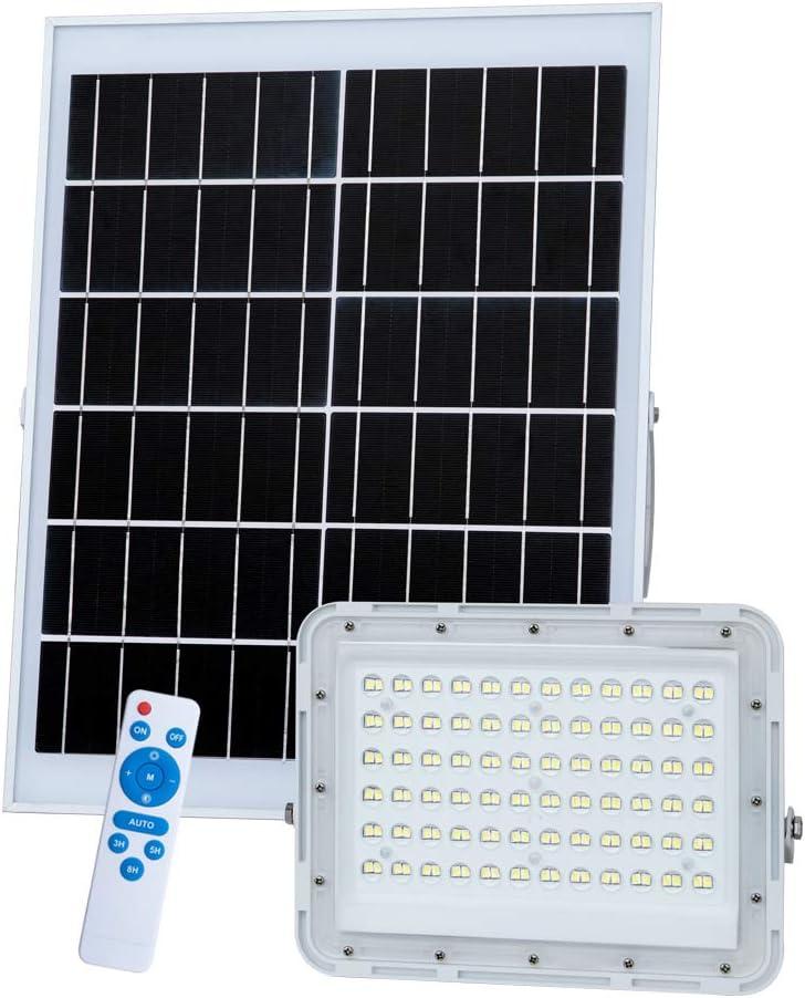 200W LED Solar Flood Lights 20000Lumens mart Opening large release sale Street Outdo Light