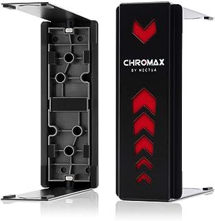 Noctua NA-HC1 chromax.black.swap, Cubierta para Disipador para NH-U12S, NH-U12S TR4-SP3 y NH-U12S SE-AM4 (Negro)