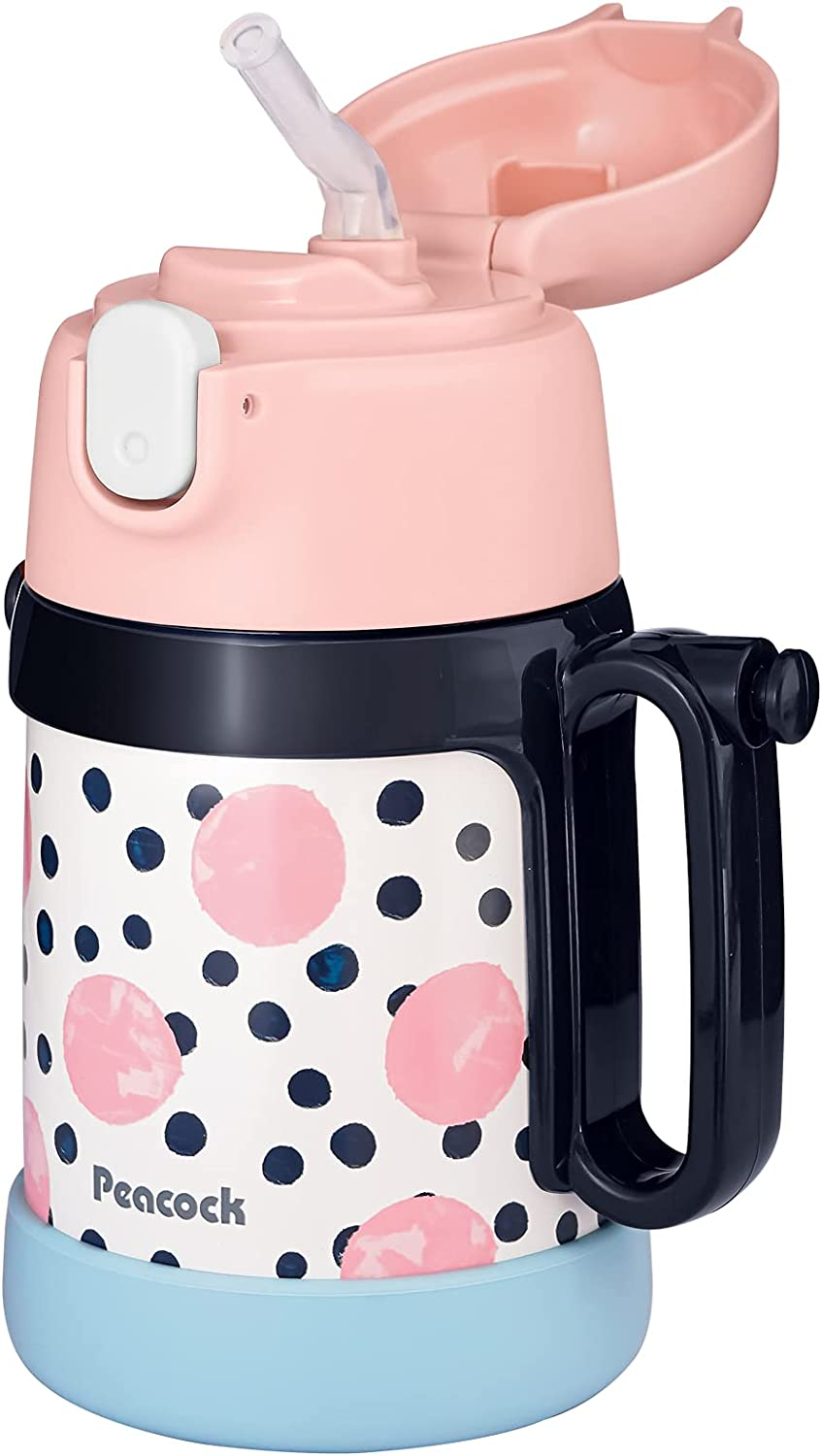 Direct stock discount 14oz Kids Water Bottle with Vacuum Insulated excellence Tumbler Straw