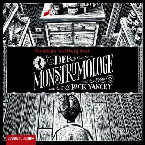 Der Monstrumologe audiobook cover art