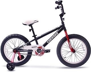487fdbc9960 COEWSKE BMX Cycling Kid Bikes Children Sport Bicycle Snowbike Fat Tire for  Girl and Boy 16