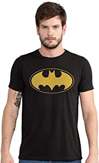 Camiseta Batman Logo Contour