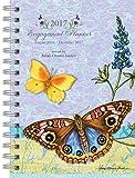 Wells Street by Lang Butterflies Engagement Planner, 17 Month Calendar August 2016-December 2017 (17997005084)