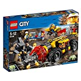LEGO City Mining Schweres Bohrgerät für den Bergbau