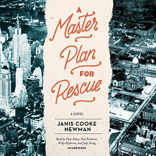 A Master Plan for Rescue audiobook cover art
