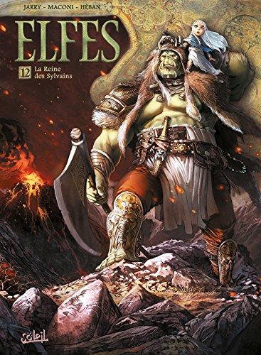 Elfes T12: La Reine des Sylvains