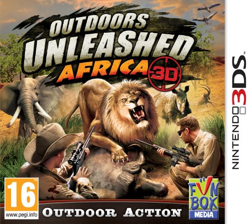 Outdoors Unleashed: Africa 3D [Edizione: Germania]