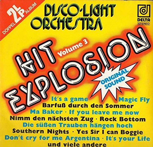 Disco-Light Orchestra Hit Explosion Volume 3