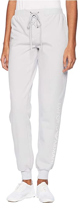 Feminine Active Pants with Cuffs