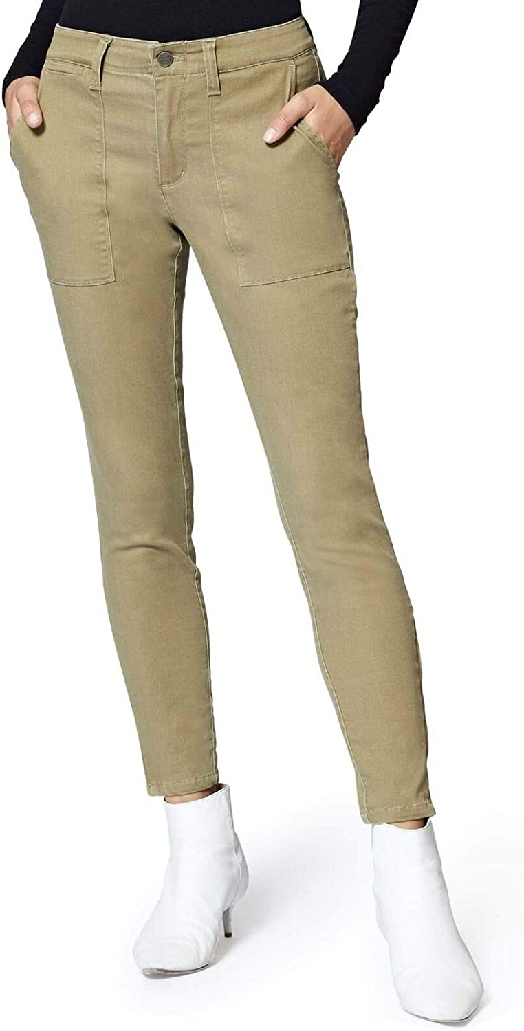 Sanctuary Clothing Over item handling ☆ At the price Women's Skinny Cropped Pants Chino