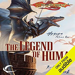 The Legend of Huma audiobook cover art