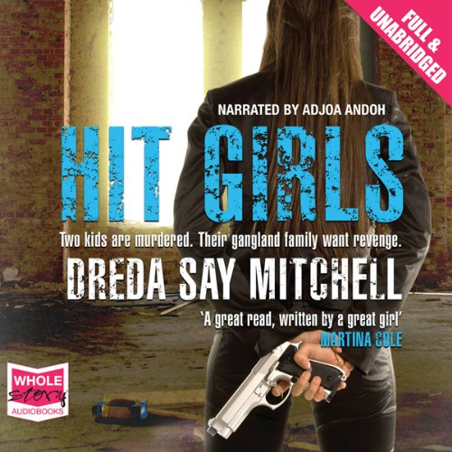 Hit Girls cover art
