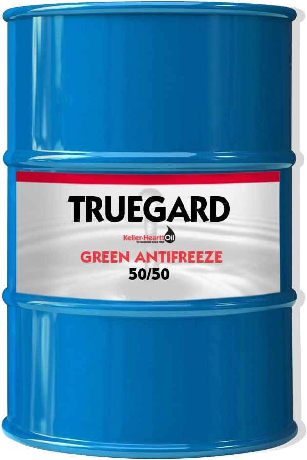 half TRUEGARD Green Max 49% OFF 50 Antifreeze Drum 55-Gallon