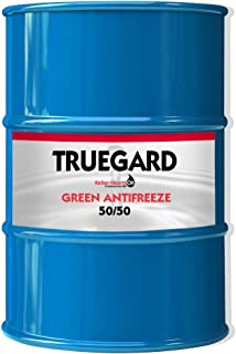 TRUEGARD Green 50/50 Antifreeze 55-Gallon Drum