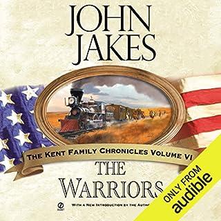 The Warriors audiobook cover art