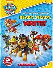 PAW Patrol: Ready, Steady, Write!