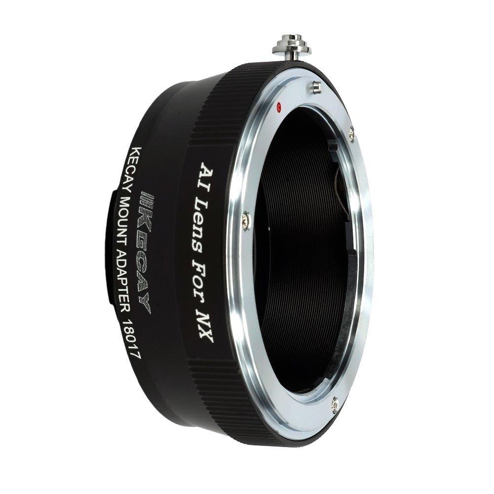 Gadget Place Camera-On-Camera adapter for Samsung NX1 NX30 NX20 NX300