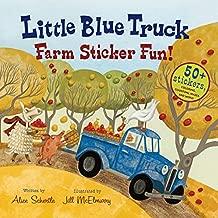 little blue truck christmas activities