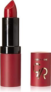 Golden Rose Velvet Matte Lipstick By Golden Roes , Color Red No34, Canvs25-180112