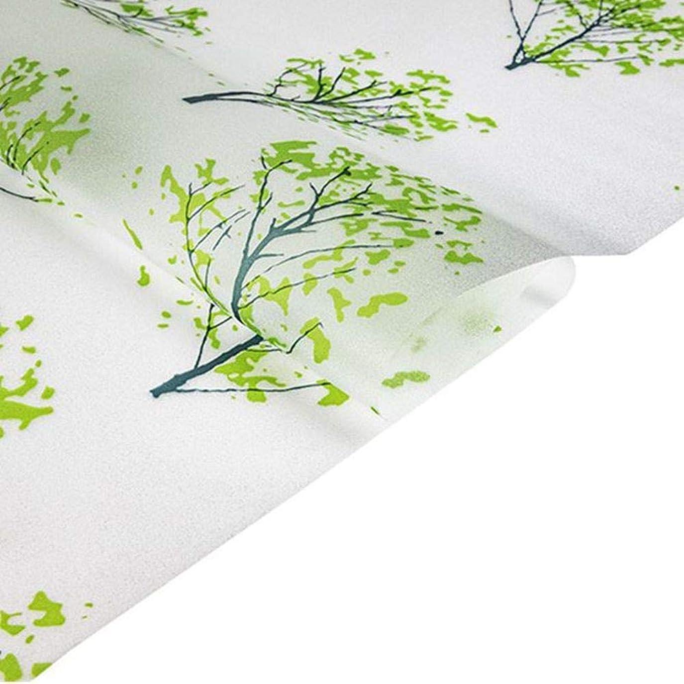 食べる期待する対称ガラスフィルムウィンドウフィルムプライバシー保護ウィンドウフィルムガラス装飾カラーステッカーつや消しトイレ浴室アンチライトウィンドウ紙、90×150センチ