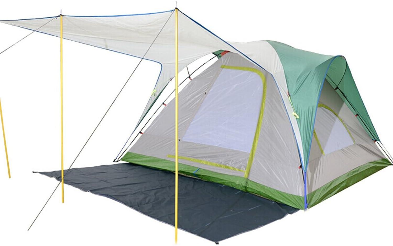 Frame Tents  Tent Big Tent Outdoor Hand Throw Double Tent Tent Set 46 People