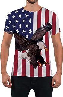 Loveternal T Shirt Graphics Workout Printed