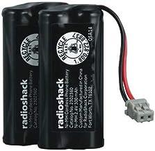 $28 » Enercell 2.4V 300mAh NI-MH Cordless Phone Battery - 2-pack Batteries