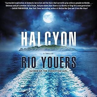 Halcyon audiobook cover art