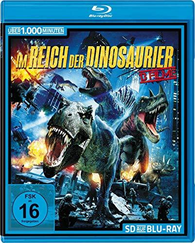 Im Reich der Dinosaurier [Blu-ray]