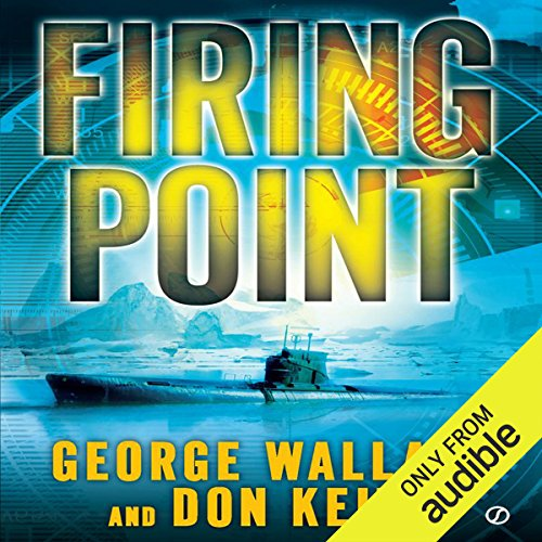 Firing Point audiobook cover art