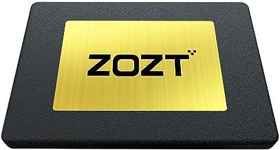 "240GB 2.5"" SATA III Internal SSD,3D NAND ZOZT G3000 Series PC SSD,Premuim Performance 240GB Solid State Drive (Up to 540 M..."
