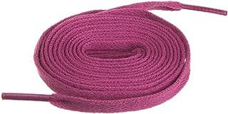 magenta shoe laces