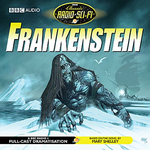 Frankenstein (Dramatised) cover art