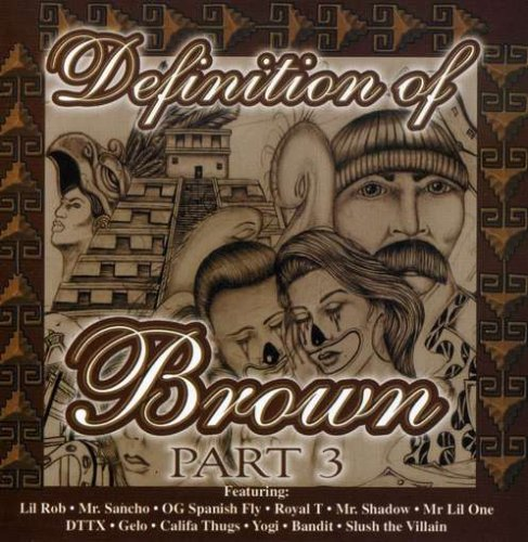 Vol. 3-Definition of Brown