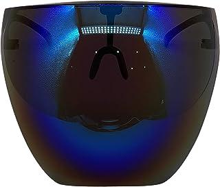 Goggle Sunglasses UV Daily Entertainment Protective Eyewear Visor Full Face Cover (B)