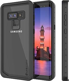 PunkCase Galaxy Note 9 Waterproof Case, [Studstar Series] [Slim Fit] [Ip68 Certified] [Shockproof] [Dirtproof] [Snowproof]...