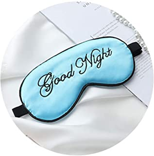 LBHH Máscara para Dormir para Dormir Máscara De Dormir para Hombres y Mujeres Ergonómico Máscara de Viaje Máscara para Los...