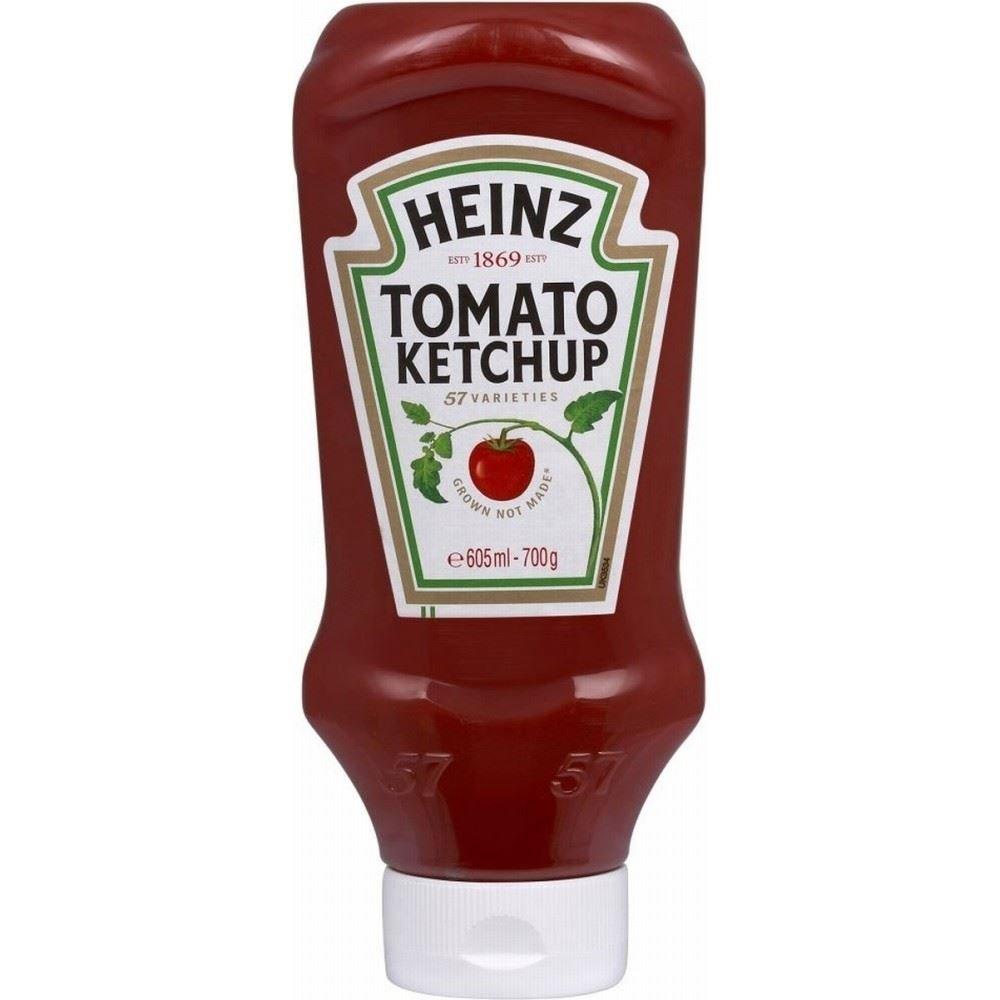 Heinz Tomato Ketchup - Top Down 700g SALENEW very Max 54% OFF popular