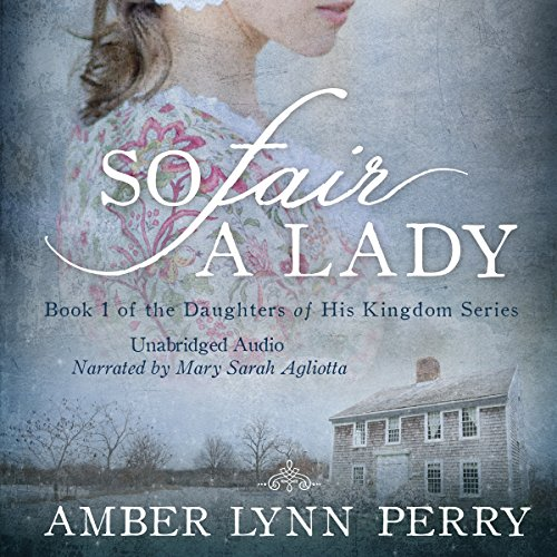 So Fair a Lady audiobook cover art