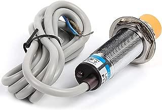 8mm DC 6-36V Inductive Proximity Sensor 3D Sensor Detecting Distance Approach Inductive Proximity Switch NPN NO LJ18A3-8-Z/BX Cylinder Type