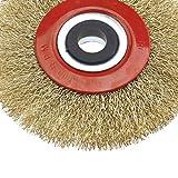Immagine 2 ototec spazzola pulitrice per smerigliatrice